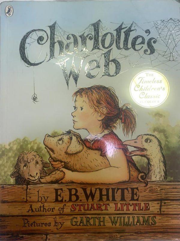 Charlottes web class 5 English