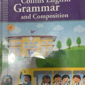 Collins English grammar and composition for class three