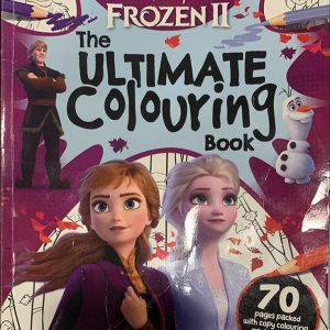 Colouring book for class one