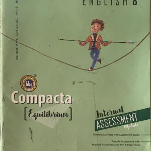 Compact English assessment module class eighth