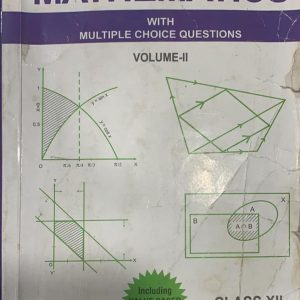 Comprehensive mathematics class 12th volume to