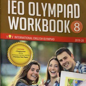 English Olympiad workbook eight