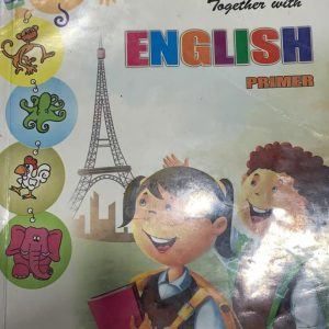English book for KG