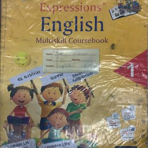 English course book for class one