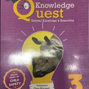 General knowledge book for class three