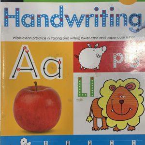 Handwriting for KG