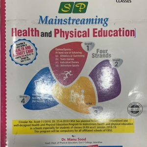 Health and physical education class 9th to 12th