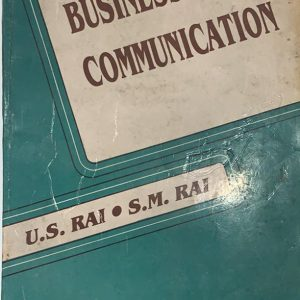 Business communication English communication book for class 12th