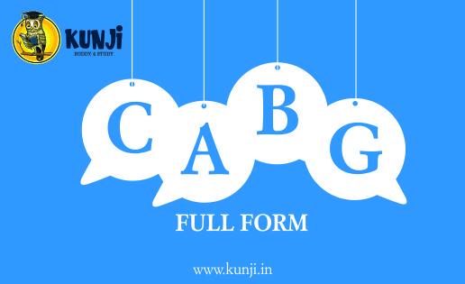 cabg full form