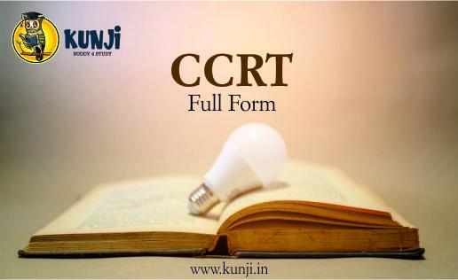 ccrt full form