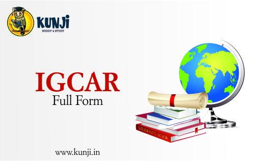 igcar full form