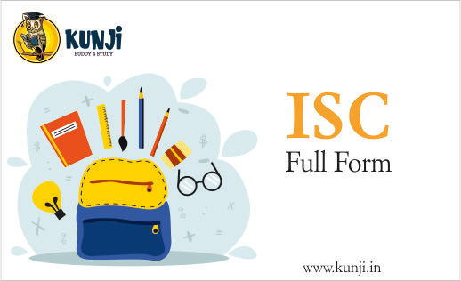 ISC Full Form, What does ISC stand for?