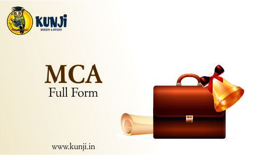 mca full form