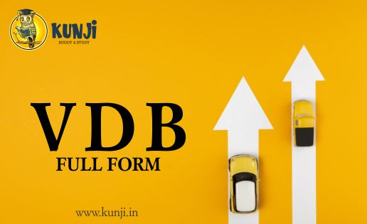 VDB Full Form, What does VDB stand for?