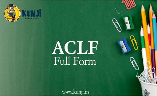 ACLF full form