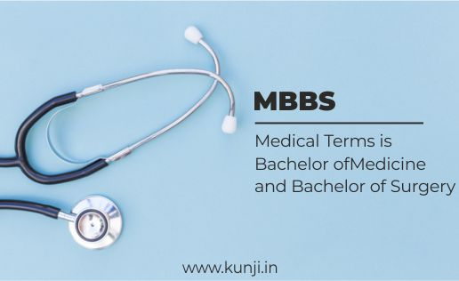MBBS Full Form, What does MBBS stand for?