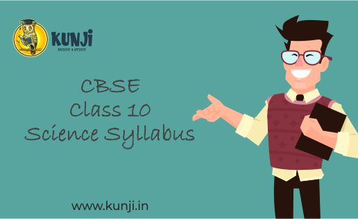 CBSE Class 10 Science syllabus
