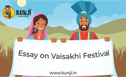 Essay on Vaisakhi Festival in Hindi