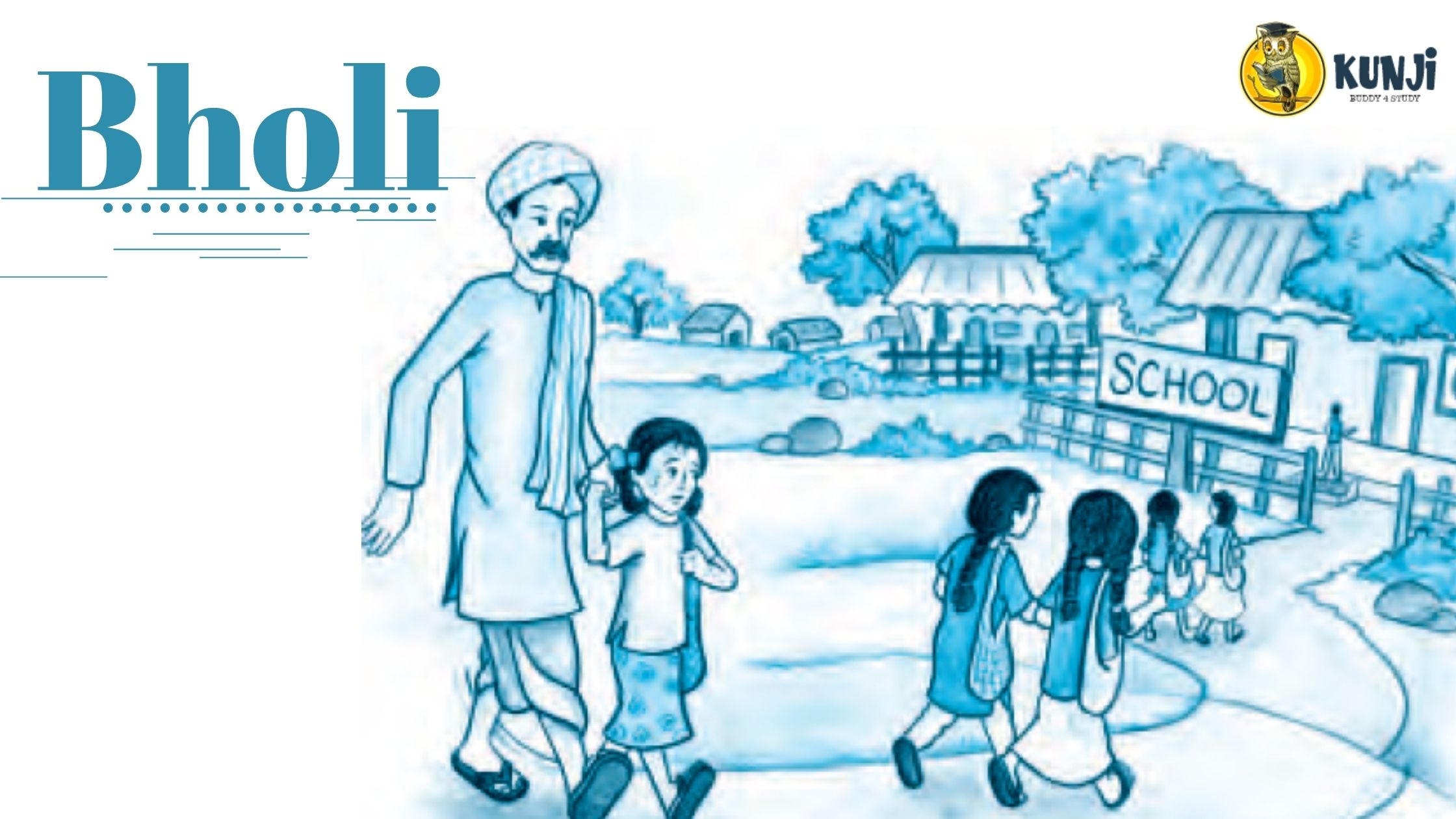 NCERT Solutions for 10th Class English Chapter 9 Bholi