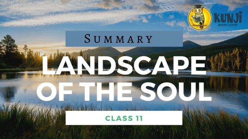 Landscape Of soul