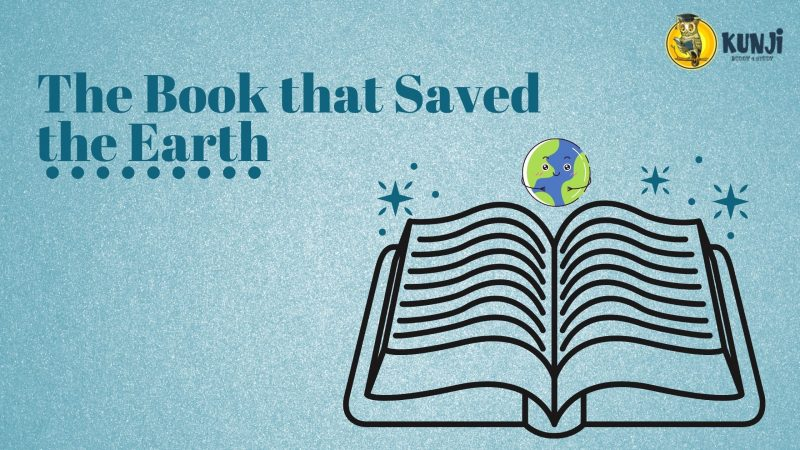 10th Class English Chapter 9 The Book that Saved the Earth
