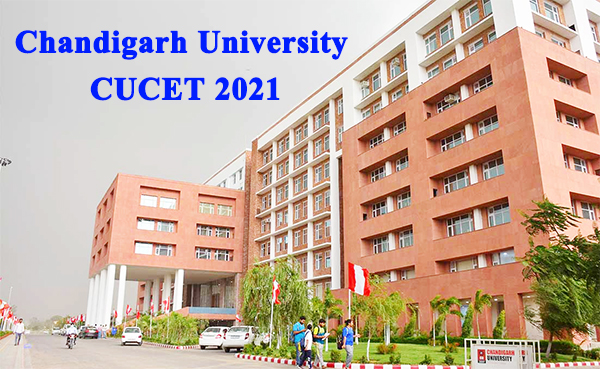 Chandigarh University CUCET 2021