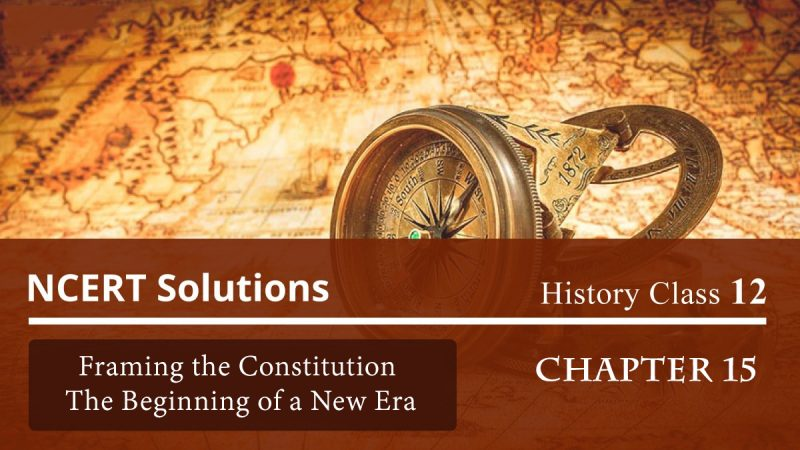 Framing the Constitution The Beginning of a New Era